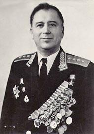 генерал армии И. Г. Павловский