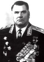 маршал И. Якубовский
