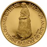 Babička / zlate mince